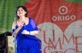 На Привокзальной площади в Риге выступит Инесса Галанте
