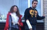 Tallinā policistu notriektais motociklists nožēlo bēgšanu un ir palaists brīvībā