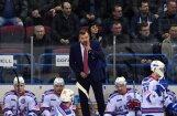 Indraša komandu KHL Zvaigžņu spēlē trenēs Znaroks