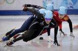 Призера сочинских Игр по шорт-треку дисквалифицировали на четыре года