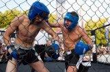 В Риге пройдет международный бойцовский турнир Ghetto Fight