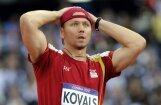 Kovals un Vasiļevskis izgāžas olimpisko spēļu kvalifikācijā
