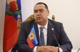 Глава ЛНР Игорь Плотницкий прибыл в Москву