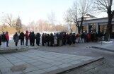 Началась продажа билетов на Праздник песни: в Риге сотни человек стоят в очередях