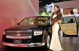 Самые красивые девушки токийского автосалона