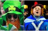 'Brexit' sāpīgie jautājumi: Ko darīs Ziemeļīrijas un Skotijas nacionālisti