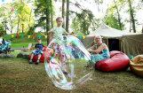 Фестиваль Lampa. Бесплатно для детей: обучающие игры, научный театр и катание на канатах