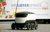 Igaunijas robotu-preču nesēju startaps piesaista 17,2 miljonu investīcijas