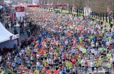 Arī šogad 'Lattelecom' Rīgas maratona dalībnieki varēs atsvaidzināties mobilajās dušās