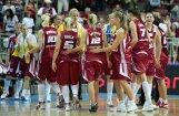 Nosauktas Latvijas sieviešu basketbola izlases kandidātes EČ kvalifikācijas turnīram