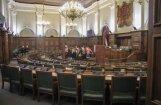 ВИДЕО: интеллигенция призвала голосовать, чтобы Латвия осталась свободной