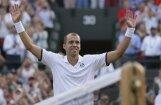 Millers gandrīz piecu stundu cīņā Vimbldonas čempionāta astotdaļfinālā aptur Nadalu