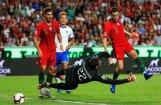 Itālijas futbola izlase nespēj uzvarēt jau ceturtajā spēlē pēc kārtas