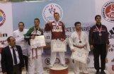 Садыков стал сильнейшим на Turkish Open Karate