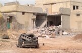 Sīrijā turpinās vardarbība, nogalināti vismaz 100 cilvēki