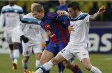 Cauņas CSKA sarežģī sev iekļūšanu UEFA  Čempionu  līgas nākamajā kārtā