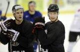 Сборная Латвии готовится к Сочи без главного тренера