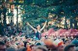 ФОТО: Что происходило на главном летнем фестивале в Латвии - Positivus 2017
