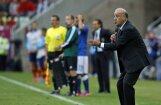 Spānijas treneris del Boske: finālā mums jāspēlē ar maksimālu atdevi