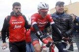 'Trek-Segafredo' komanda izvēlas Skujiņu dalībai 'Tour de France'