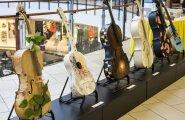 Tradicionālā 'Bilžu' izstāde. Tēma – instrumenti un to pārvērtības
