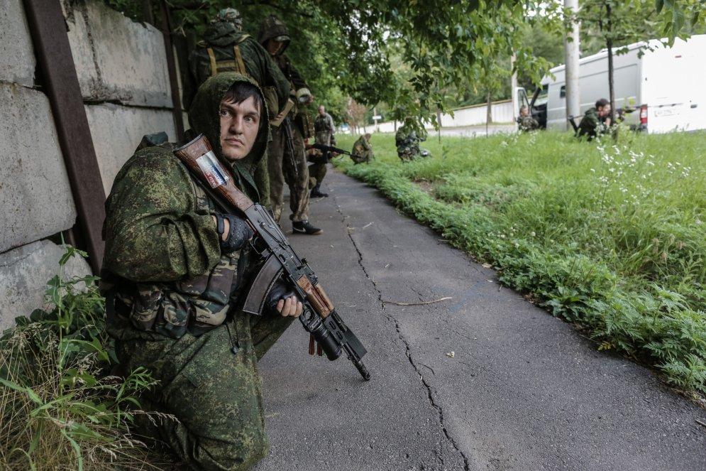 Фотографии, цена которых - жизнь. Украинские работы фотокора Андрея Стенина