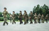 'Bada spēles' 25 miljoniem cilvēku. Latviešu ceļotāja redzētais totalitārajā Ziemeļkorejā