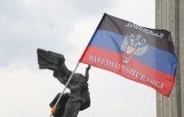 Teroristu pašpasludinātajā Doņeckas republikā noticis apvērsums