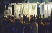 Valmieras vasaras teātra festivāla atklāšanā – koncerts, kino un ugunskurs