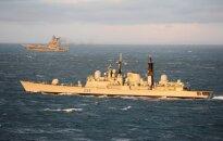 Latvija dod patvērumu diviem Krievijas karakuģiem