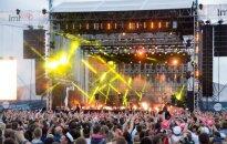 Laikapstākļu dēļ iespējamas izmaiņas festivāla 'LMT Summer Sound' programmā