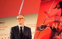 'Baltijas pērli' atklās Kannu kinofestivāla direktors Tjerī Fremo