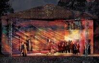 Siguldas opermūzikas svētku kulminācijā – Verdi 'Masku balles' iestudējums