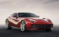 'Ferrari F12berlinetta' – visātrākais auto markas vēsturē