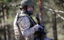 Vējonis armijā izziņo pēkšņas kaujas gatavības pārbaudes