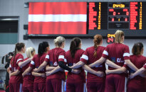 Latvijas izlases basketbolistes zaudē Turcijai un EČ noslēdz sestajā vietā
