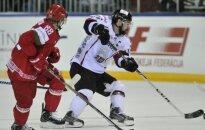 Masaļskis izkaujas, Latvijas hokeja izlase pārbaudes spēlē uzvar Baltkrieviju