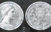 Pa 'Mildas' pēdām – kā tapa slavenā monēta?