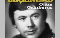 Dziedātāja 70 gadu jubilejā izdod Ojāra Grinberga labāko ierakstu albumu