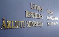 Ārlietu ministrija nosoda uzbrukumu Latvijas ģenerālkonsulātam Sanktpēterburgā