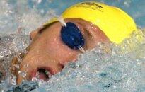 Austrāliešu peldētājs Torps paziņo par karjeras beigšanu