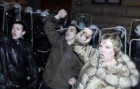 'Vecrīgas grautiņi' - piecus gadus senu notikumu retrospekcija