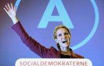 Dānijas valdību pirmoreiz vadīs sieviete; vēlēšanās uzvar kreisi centriskā opozīcija