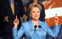 Hilarija Klintone ievēlēta par senatori