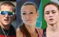 Trim Latvijas olimpiešiem un treneriem par sasniegumiem Riodežaneiro pienākas gandrīz 120 000 eiro
