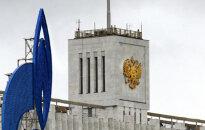 'Gazprom': gāzes iztrūkums eiropiešiem Ukrainai jānodrošina no savām rezervēm (17:25)
