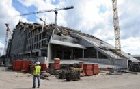 Valdība piešķir 13,6 miljonus latu 'Gaismas pils' pabeigšanai līdz 2012.gadam