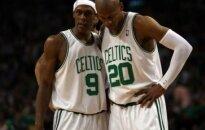 Bostonas 'Celtics' iekļūst NBA finālā