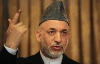 Karzai: ASV karaspēkam Afganistānā gadā tērē 100 miljardus dolāru
