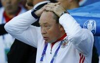 Слуцкий взял всю вину на себя и собрался уходить из сборной